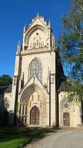 Klosterkirche Schulpforta Fassade.JPG