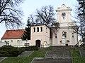 Kościół klasztorny reformatów, ob. par. pw. św. Mikołaja, 2 poł. XVIII Łabiszyn (27).JPG