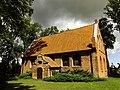 Kościół pw. św. Brata Alberta we wsi Leszkowy - panoramio.jpg