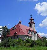Kościół pw. Najświętszego Serca Pana Jezusa w Kamiennej Górze - Aw58 - 16 lipca 2011 r. - SDC11165.jpg