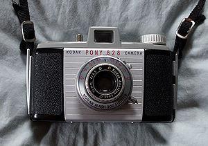 Kodak Pony - Kodak Pony 828