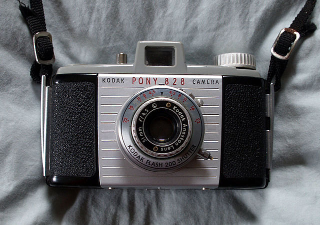 [Image: 640px-Kodak_Pony_828_Camera.jpg]