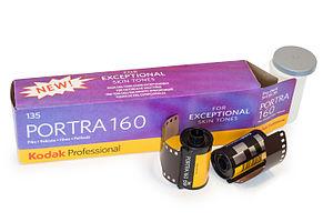 Kodak Portra - Image: Kodak Portra 160