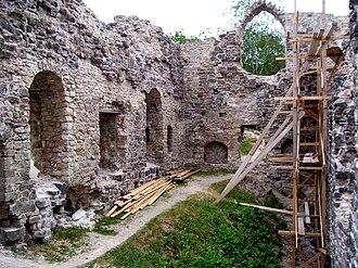 Koknese Castle - Image: Koknese 3