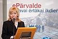 """Konference """"Valsts pārvaldes digitālā e-Revolūcija risinājumi jauniem valsts pārvaldes e-pakalpojumiem un e-komunikācijai"""" (8147087977).jpg"""