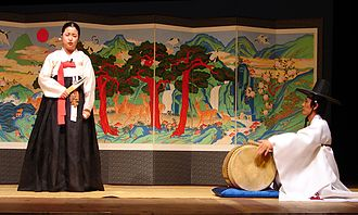 Intangible Cultural Property (South Korea) - No. 5 Pansori