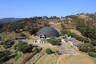 Daegaya - Image: Korea Gaya Royal tomb exhibition site
