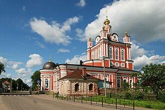 Toropets - Church of the Theotokos of Korsun, built between 1795 and 1804
