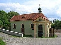 Kostely v Plzni Kostelík U Ježíška.jpg