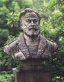 Krakow 3Maja Park Jordana popiersie Bosak Hauke stan 2001r A-579.tif
