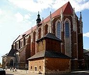 Krakow kosciol sw Katarzyny 20070930 1522