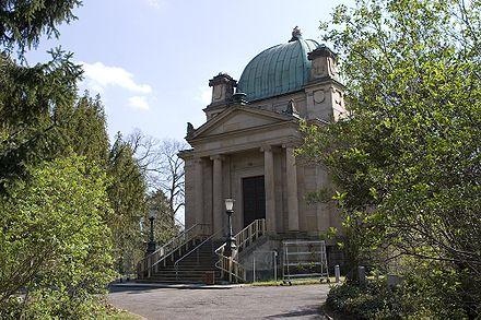 Hauptfriedhof Mainz Wikipedia