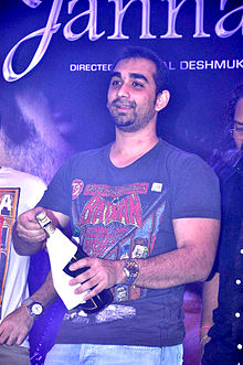 Kunal Deshmukh From The Success bash of 'Jannat 2' (7).jpg