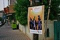Kurdistan Pro-Referendum and Pro-Independence poster in Ankawa, Erbil, Kurdistan Region of Iraq 05.jpg