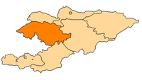 Jalal-Abad Province in Kyrgyzstan
