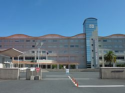 Kyushu University of Health and Welfare.JPG