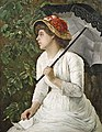 Léon Bazile Perrault Bildnis einer jungen Frau.jpg