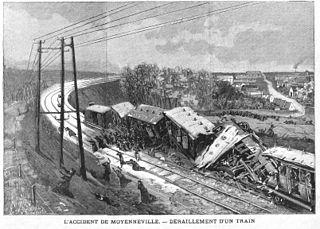 1902 Moyenneville derailment