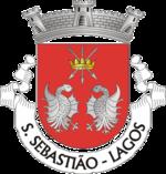 Brasão da freguesia de São Sebastião