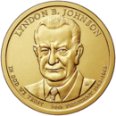 Lyndon B. Johnson – Dollar