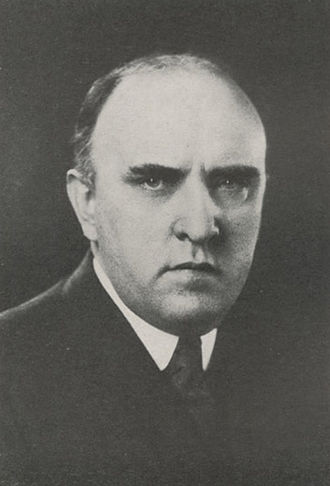 Linnaeus N. Hines - Hines pictured in The Orient 1923, Ball State yearbook