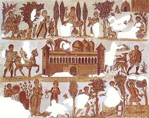 Dominus Julius mosaic