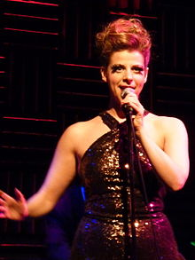 Lady Rizo at Joe's Pub 2009 01.jpg