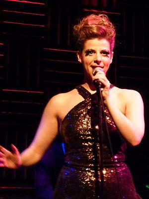 Lady Rizo - Lady Rizo performing at Joe's Pub in 2009