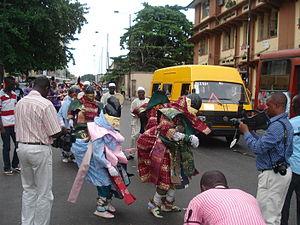 Lagos Black Heritage Festival Parade