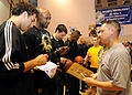 Lakers players signing autographs.jpg