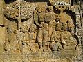 Lalitavistara - 015 E-8, King Suddhodana and Queen Maya, Dancing Girls (detail 2) (8598143681).jpg