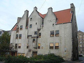 Leith - Lamb's House in 2009