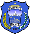 Official seal of Wakatobi Regency