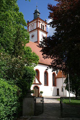 Lamerdingen - Saint Martin Church