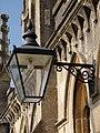 Lamp at St Mary's Tetbury - geograph.org.uk - 1521330.jpg