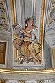 Lamporecchio, villa rospigliosi, interno, salone di apollo, con affreschi attr. a ludovico gemignani, 1680-90 ca., segni zodiacali, sagittario 02.jpg