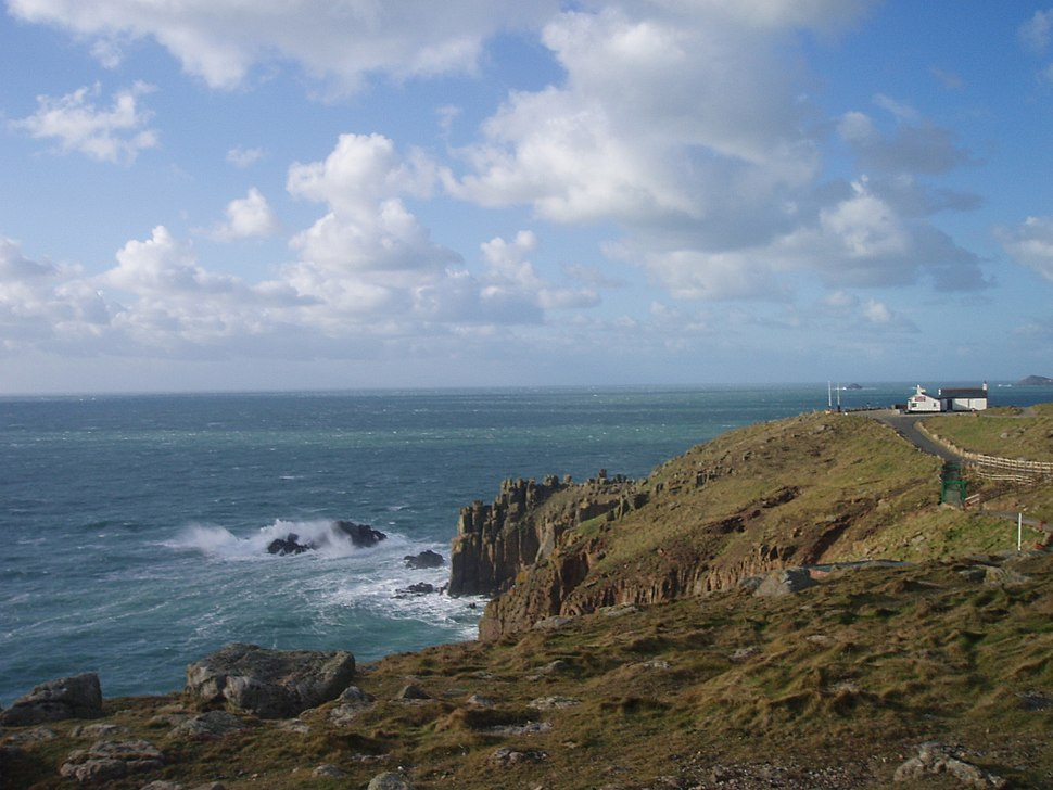 Land's End (looking north)