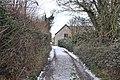 Lane to Flanders Road - Llantwit Major - geograph.org.uk - 1653543.jpg