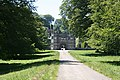Lanhydrock Gatehouse from The Avenue - geograph.org.uk - 461866.jpg