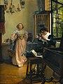 Laura Theresa Alma-Tadema - The Persistent Reader.jpg
