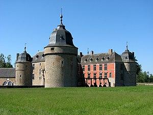 Château de Lavaux-Sainte-Anne - Château de Lavaux-Sainte-Anne