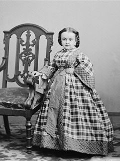 Lavinia Warren American proportionate dwarf and the wife of General Tom Thumb (1841-1919)