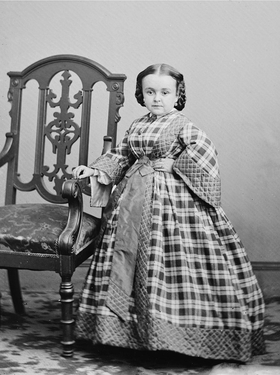 Lavinia Warren - Brady-Handy
