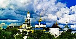 Skyline of Moscow州