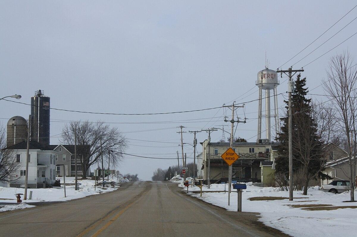 LeRoy (community), Wisconsin - Wikipedia