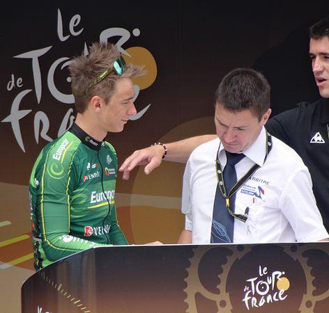 Le Touquet-Paris-Plage - Tour de France, étape 4, 8 juillet 2014, départ (B069).JPG