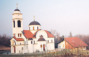 Ledinci - Orthodox Church in Ledinci