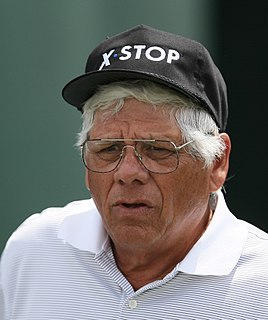 Lee Trevino American professional golfer