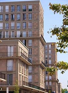 Le havre wikivoyage le guide de voyage et de tourisme for Boutique hotel le havre