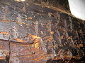 Leicester Guildhall Great Hall wood detail 6.JPG
